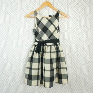 Gils Polo Ralph Lauren Plaid Party Dress